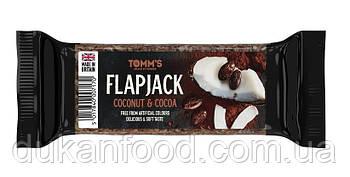 Батончик FLAPJACK Кокос и Какао, 100г