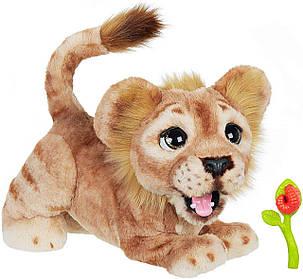 Интерактивный Могучий Король Лев Симба Furreal Friends Disney The Lion King Mighty Roar Simba, фото 2