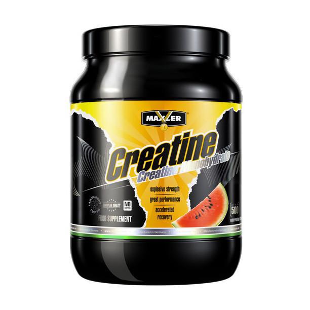 Creatine Monohydrate (500 g, watermelon) Maxler