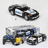 "Машина на р/у YD 898 - T63 (79017) ""Полиция"", аккумулятор 3.6V, свет мигалок, 2 вида, в коробке"