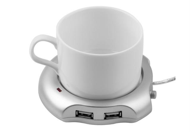 USB подставка-нагреватель для чашки