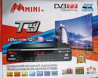 Цифровой телевизионный приемник 4K UHD4K Mini+ DV3 T777