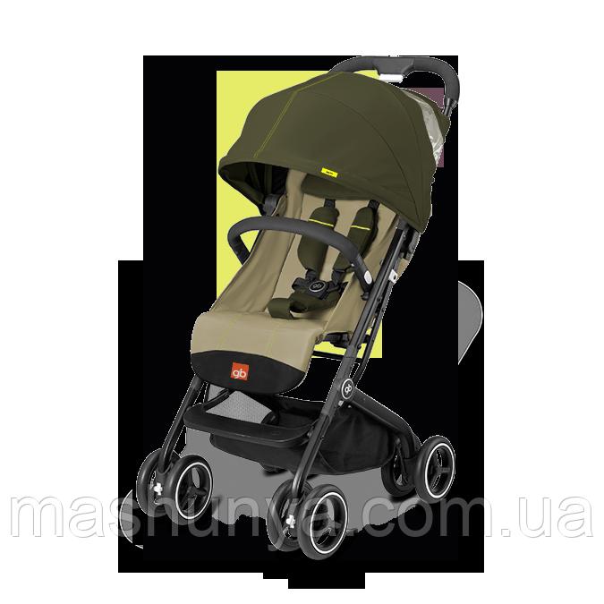 Прогулочная коляска GB Qbit+ до 17 кг