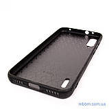 Накладка TPU+Textile Mandala с 3D тиснением Xiaomi Mi A3/CC9e Black, фото 3