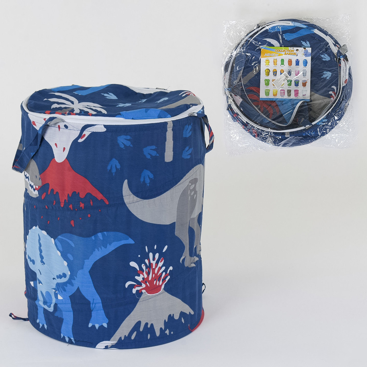 Корзина для игрушек С 36588 41х52 см В кульке Гарантия качества Быстрая доставка