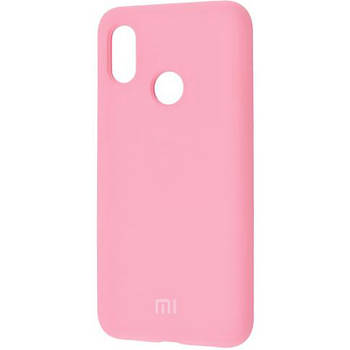 Чехол Silicone case для Xiaomi Mi 8