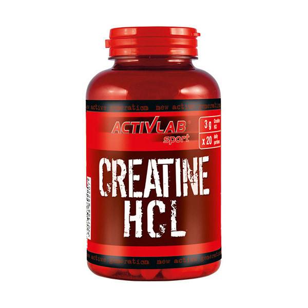 Креатин Гидрохлорид Creatine HCL (120 caps) Activlab