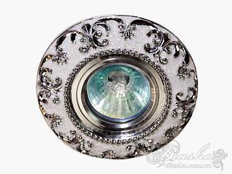 Гипсовый точечный светильник&3177CR