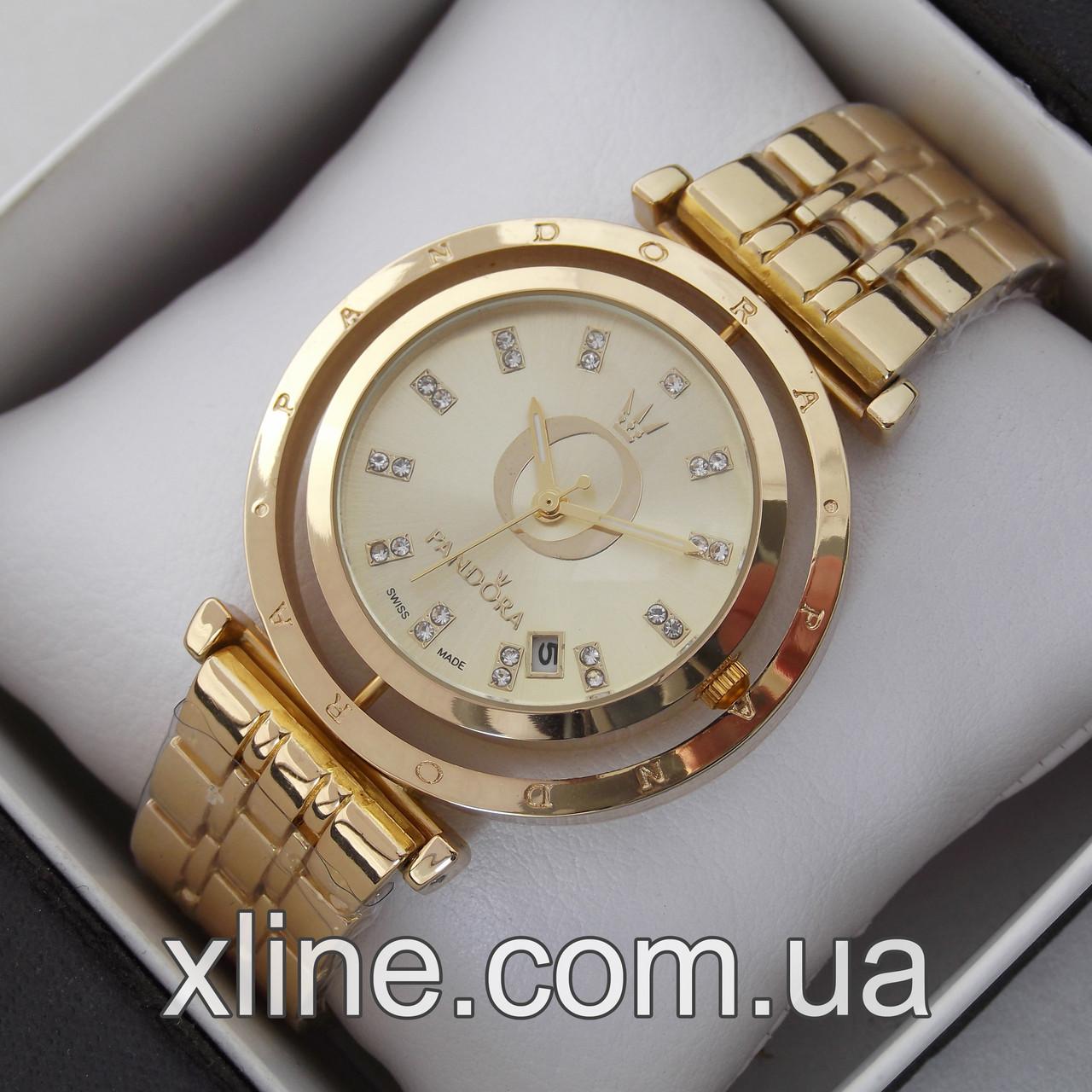 Женские наручные часы Pandora A178 на металлическом браслете