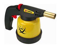 TOPEX Лампа паяльна газова, балончики 190 г, пєзозапалю 44E143
