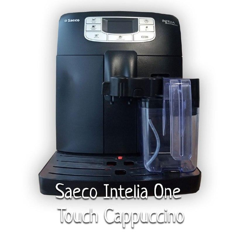 Кофемашина SAECO INTELIA ONE TOUCH Cappuccino