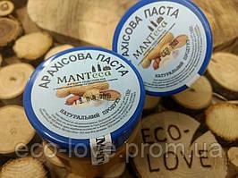Арахисовая паста кранч с морской солью, 180 гр, кранч ТМ MANTECA
