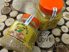 Арахисовая паста с мёдом, ТМ MANTECA, 500 грамм