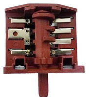 Переключатель(на 5 щелчков) на электроплиту АВРОРА ,ЭФБА,САТУРН