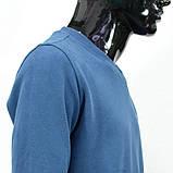 Реглан чоловічий Tony Montana KS-1401 MARINE 65% бавовна  35% поліестер L(Р), фото 2