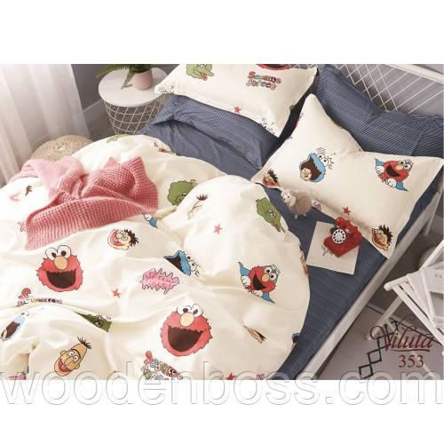 Подростковый комплект постельного белья 353