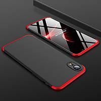 Чехол Full Cover 4D для iPhone XR