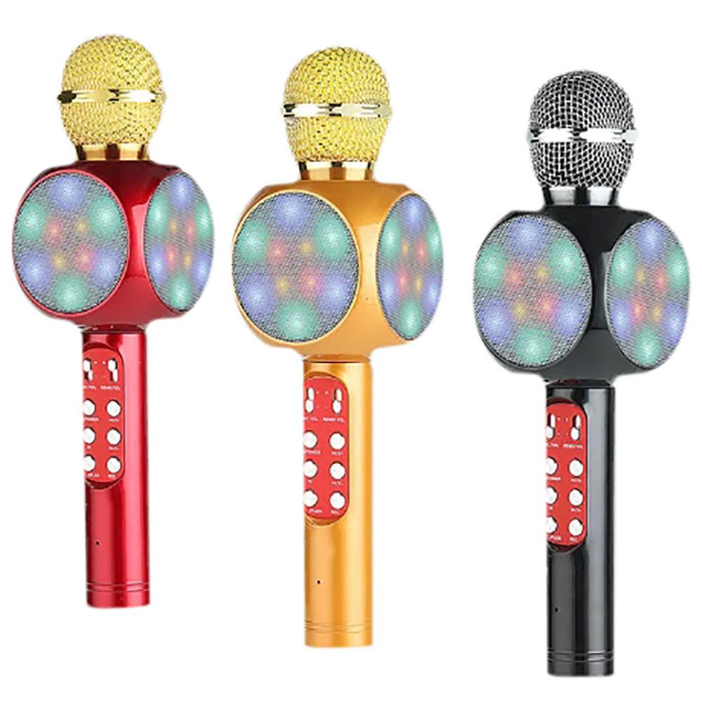 Беспроводной Bluetooth микрофон WS-1816 + ЧЕХОЛ D1021