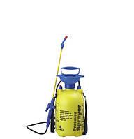 🔝 Ручной опрыскиватель, для сада и огорода, Pressure Sprayer, Форте, 5 л. | 🎁%🚚
