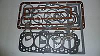 Набор прокладок двигателя ЮМЗ Д-65 (полный) (паронит)