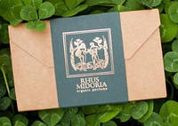Набір органічних парфюмів rhus midoria, фото 1