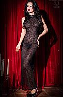Эротичное длинное кружевное платье Chilirose, S