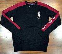 Свитшот мужской Polo by Ralph Lauren D7876 черный
