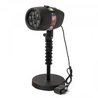 Лазерный проектор RIAS Star Shower Slide Show 12 слайдов Black (3_4436), фото 1