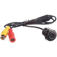 Камера заднего вида автомобильная CarCam 185L Black (3_5325)
