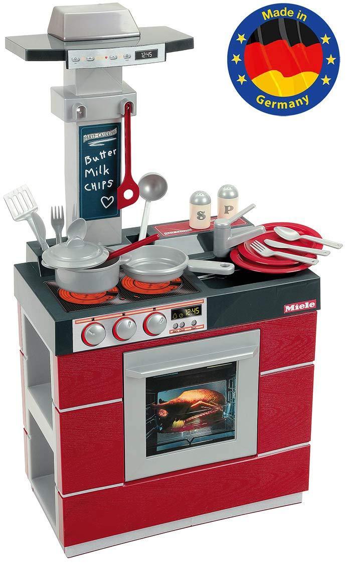 Детская кухня 9044 Miele Kitchen Compact - Klein Германия