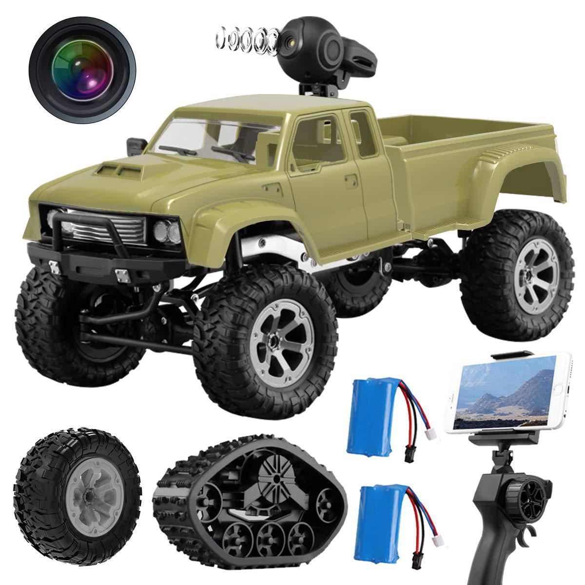 Автомобіль з дистанційним керуванням та камерою GILOBABY