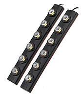 Дневные ходовые огни гибкие RIAS 1202-6 LED 2 планки (3_00008)