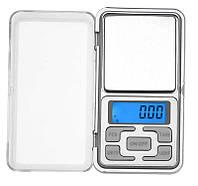 Электронные ювелирные весы Domotec 1728C 0.01 - 100 грамм Silver (3_00019)