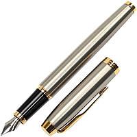 Ручка Parker IM 22211 Brushed  (FR перо)  +позолота