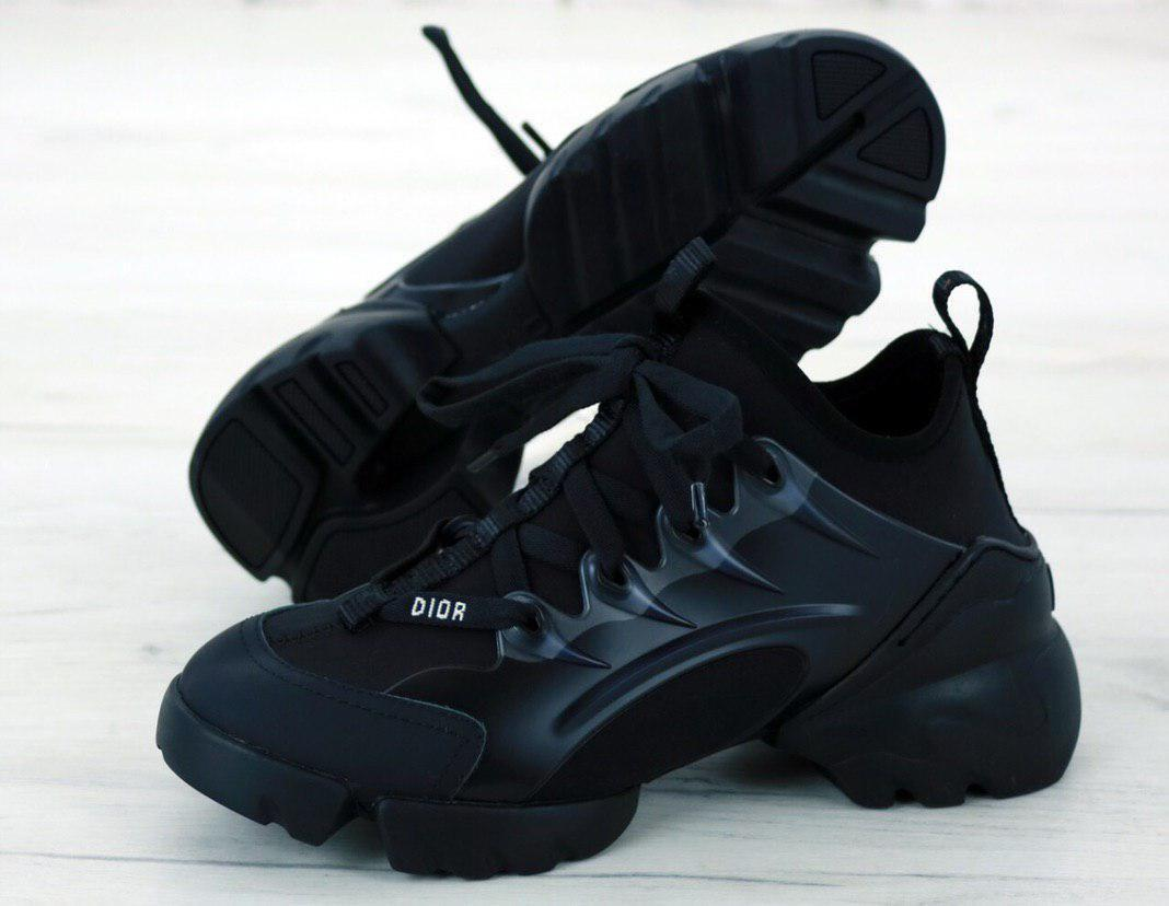 Кроссовки женские DIOR 31344 черные