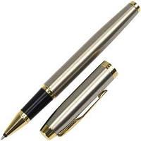 Ручка Parker IM 22222 Brushed (RB роллер) +позолота