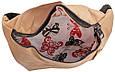 Женская поясная сумка из кожи TuNoNа бежевая, фото 5