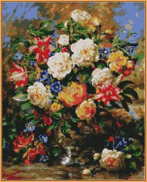 Алмазная мозаика 40×50 см. Babylon Торжество лета Художник Альберт Уильямс (ST-1052)