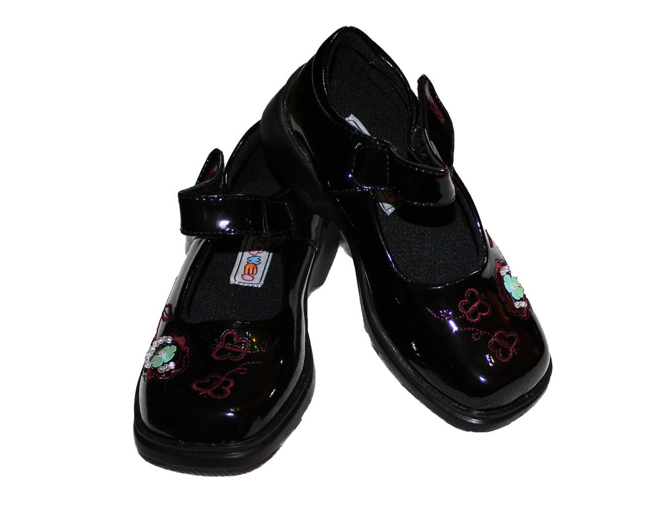 Туфлі для дівчаток оптом. Взуття оптом. Модель №55716