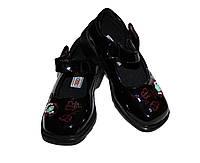 Туфлі для дівчаток оптом. Взуття оптом. Модель №55716, фото 1