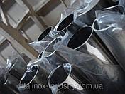 Нержавеющая труба зеркальная 38х1,5, фото 3