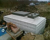 Станция биологической очистки сточнных вод Топаэро
