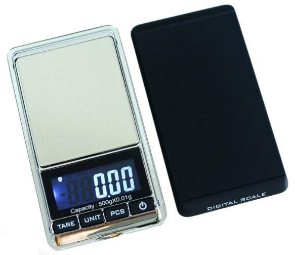 Ювелирные карманные весы  DS-16 Digital Scale 0.01-300г