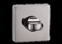 Накладка WC-фиксатор MVM T1 BN - черный никель, фото 1