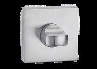 Накладка WC-фиксатор MVM T1 MC - матовый хром, фото 1