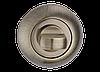 Накладка WC-фиксатор MVM T3 AB - старая бронза