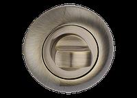 Накладка WC-фиксатор MVM T3 AB - старая бронза, фото 1