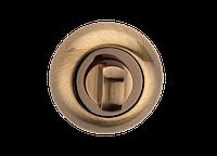 Накладка WC-фиксатор MVM T3 PCF - полированная бронза