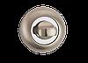 Накладка WC-фиксатор MVM T3 SN/CP - матовый никель/хром