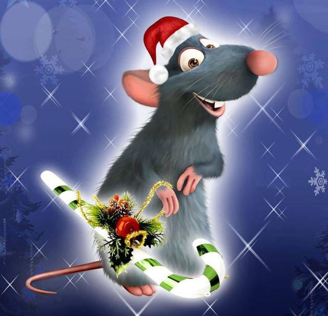 Год Крысы (Календари, брелки магниты, сувениры, игрушки, статуэтки)